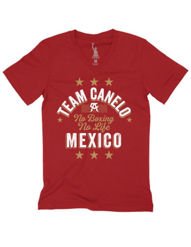 Canelo Team V Neck