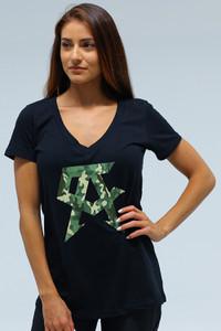 Canelo Alvarez Camo Womens Shirt