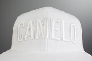 Canelo White Snapback