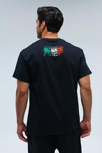 """Canelo Alvarez """"Power Glove"""" Black Shirt"""