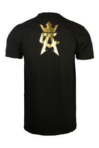 CA Crown in gold foil