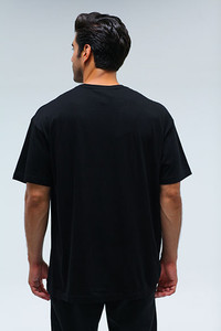 Glare Mens Tee BLK