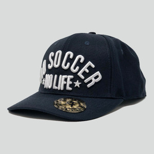 No Soccer No Life Limited Edition - Navy
