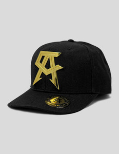 Gold Plate 54 Snapback Hat