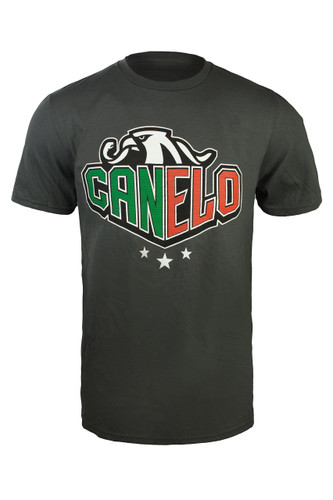 """""""Canelo"""" Eagle sharp in Charcoal"""