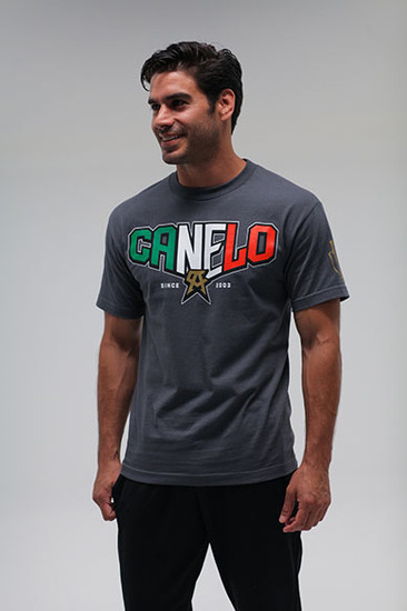 "Canelo Alvarez ""Sharp"" Shirt"
