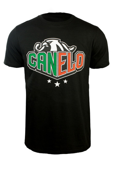 """Canelo"" Eagle sharp in black"