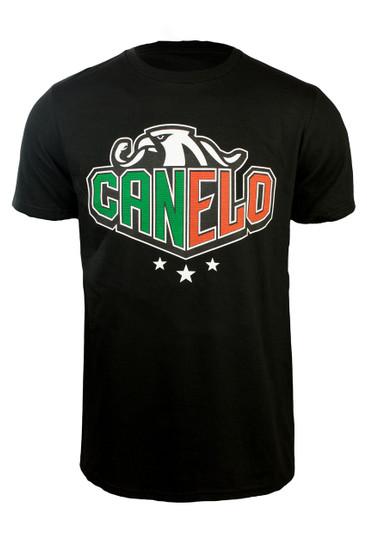 """""""Canelo"""" Eagle sharp in black"""