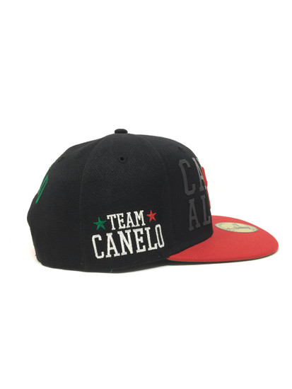 Stacked Snap back