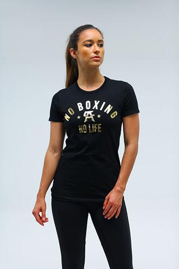 No Box No Life Womens Crew neck
