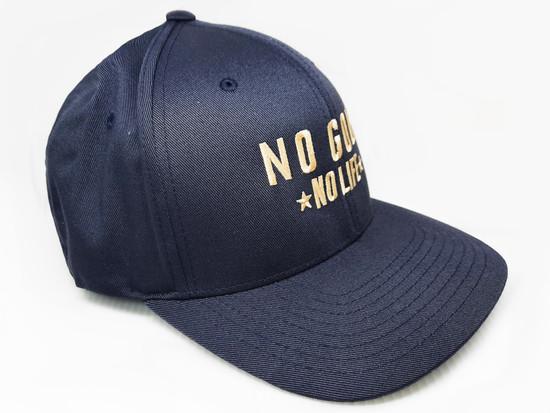No Golf No Life Dark Grey Hat
