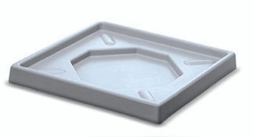 400mm Glasswasher Basket Drip Tray