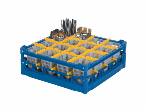 500mm Cutlery Rack With 16 Compartments