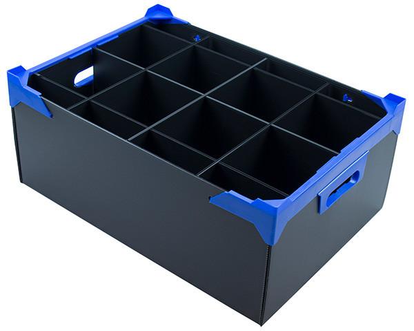 Martini Glass Storage Box