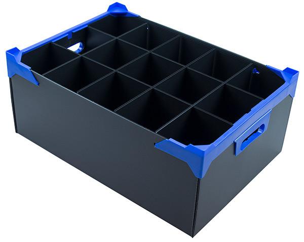 Wine Glass Storage Box