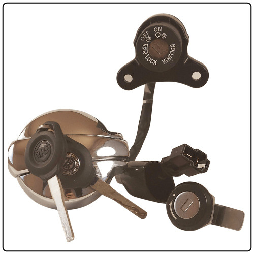 Complete Lock Set