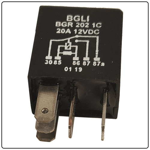 Relay 5 Pin