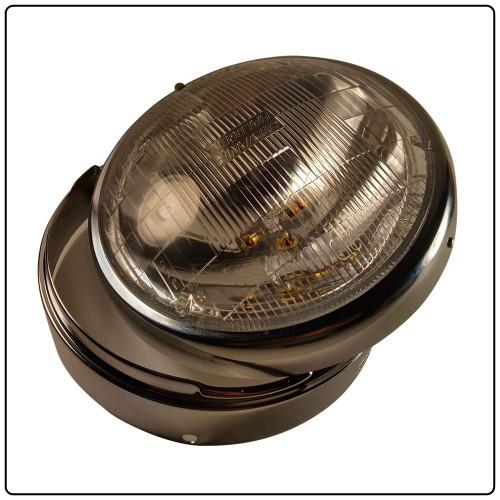 """7"""" Headlight Kit W/Bulb"""