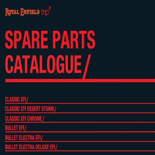 5 Series Parts Book (B5, C5, E5,G5)