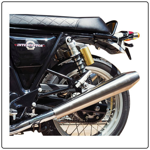 650cc Performance Exhaust