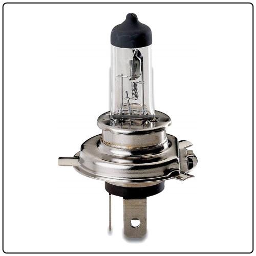 Halogen H4 Headlight Bulb
