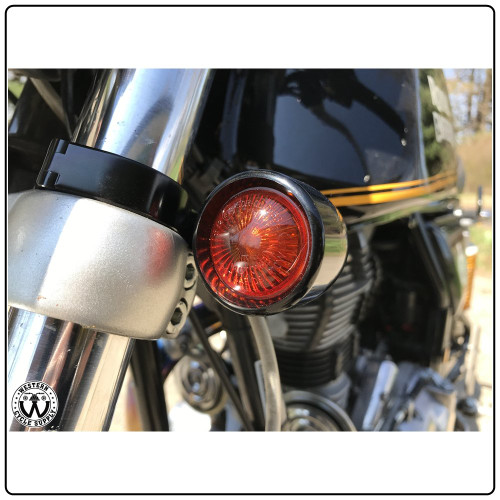 Fork Mounts (Turn Signal)