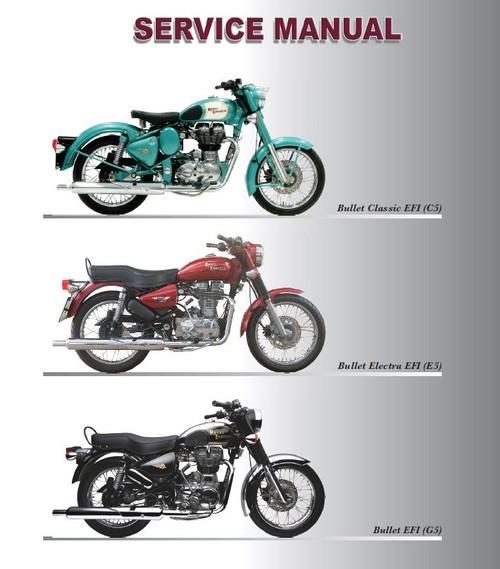 Service Manual (B5, C5, E5,G5)