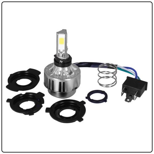 Economy LED H4 Headlight Bulb