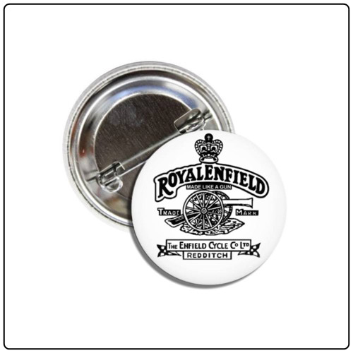 Royal Enfield Cannon Button