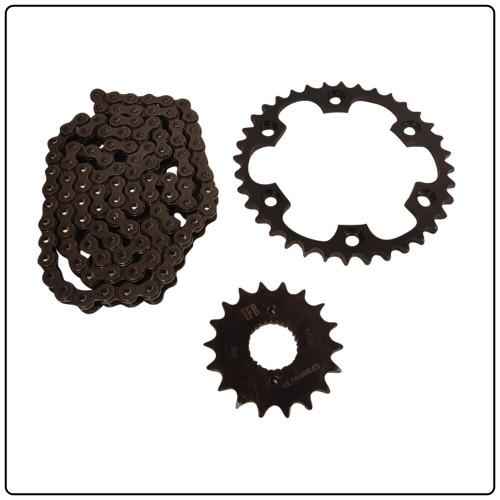 Chain & Sprocket Kit-GT 535