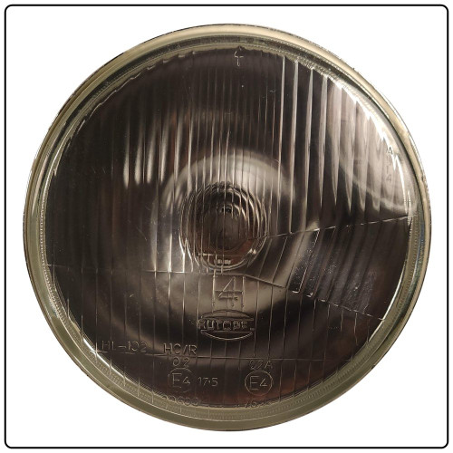 5-3/4 Halogen Headlight W/ Changeable Bulb