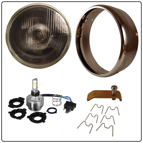"7"" Economy LED Headlight Kit"