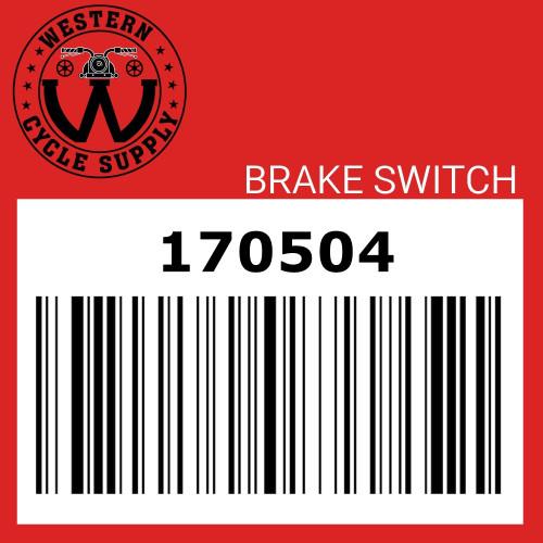 Front Brake Switch