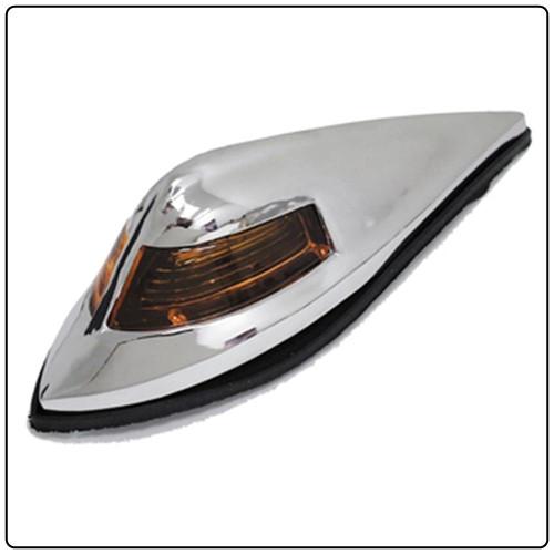 Chrome Fender Light