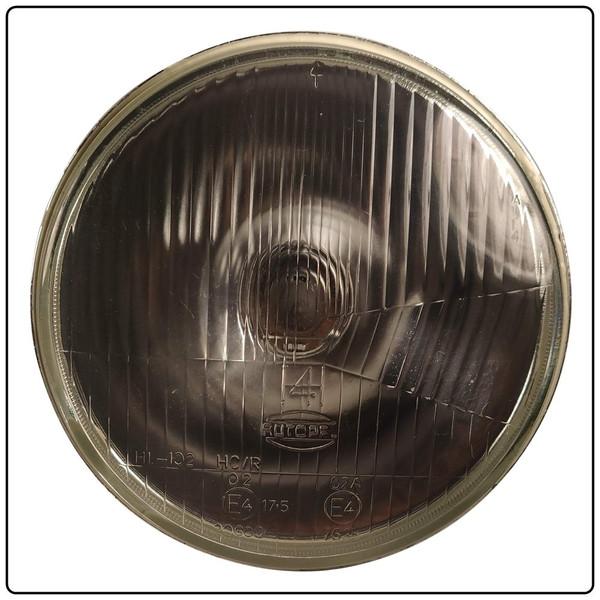 """7"""" Halogen Headlight W/ Changeable Bulb"""