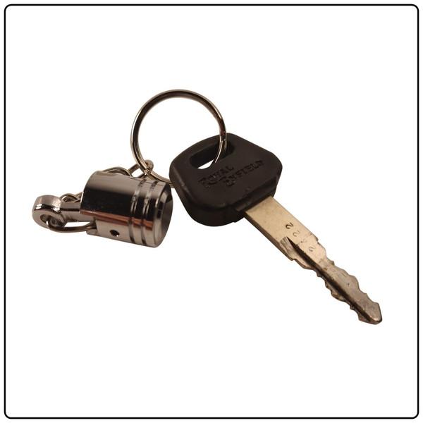 Piston Key chain
