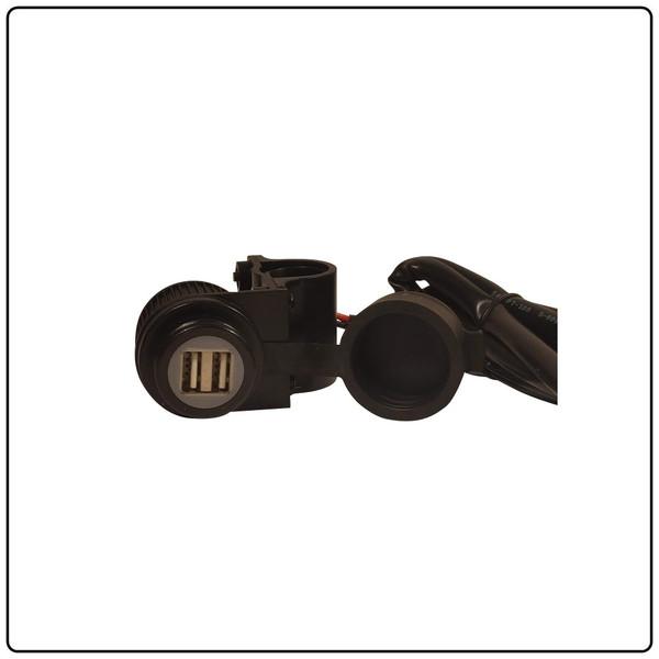 Handlebar USB Accessory Socket