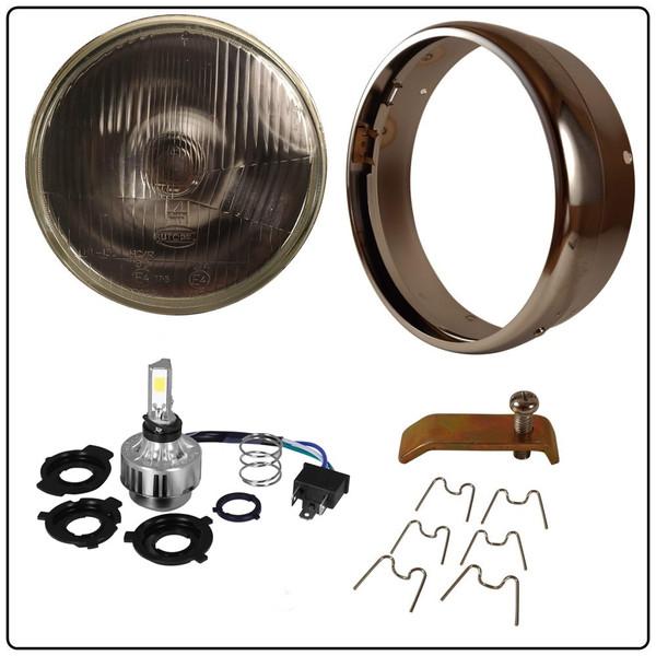 """7"""" Economy LED Headlight Kit"""