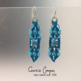 Crystal Sweeties  in Caribbean Blue  ME16-3116