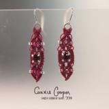 Crystal Sweeties in Cerise  ME17-3336