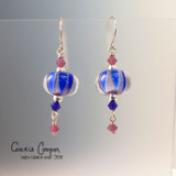 Harlequins Cobalt & Lilac GBE19-4008