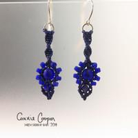 Spears in Cobalt Blue ME16-3138