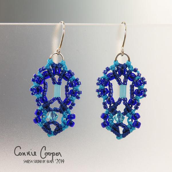 CrownsPlus in Cyan & Royal Blue ME18-3672