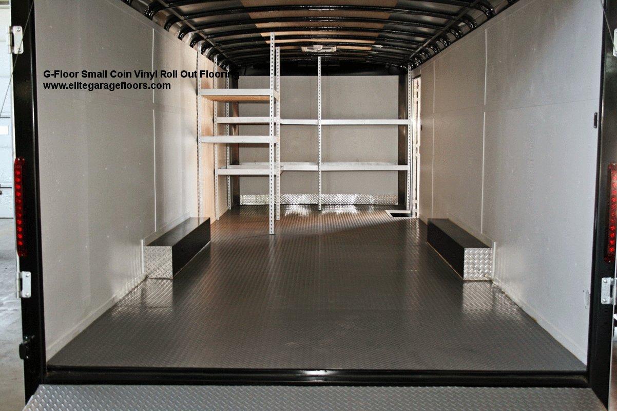 Trailer Flooring  G Floor Seamless Trailer Floor Protector