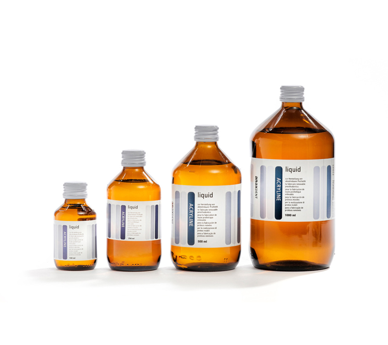 Acryline Liquid: Cold-cure