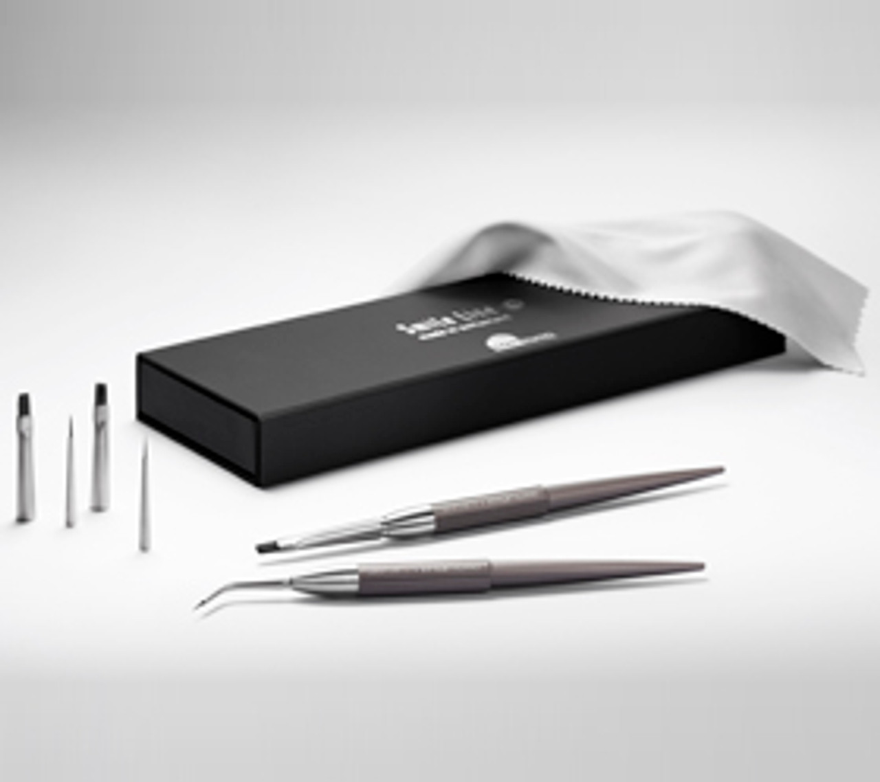 Smile Line Composite Brush Set by Style Italiano