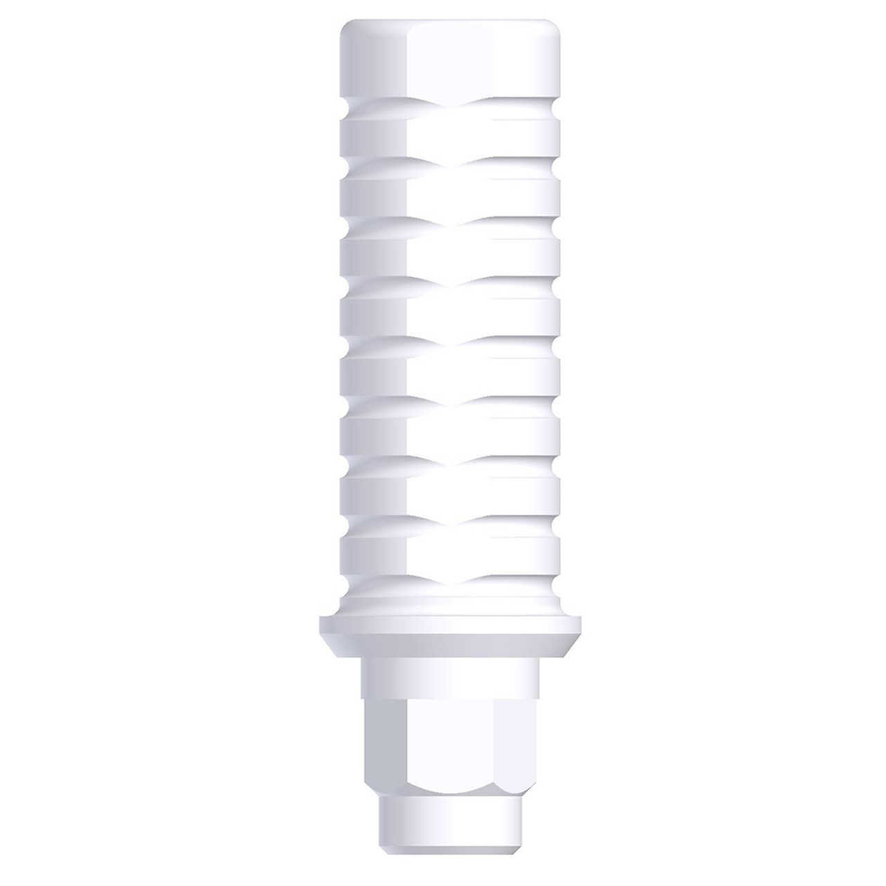 All-Plastic Castable Abutment (Xive Compatible)