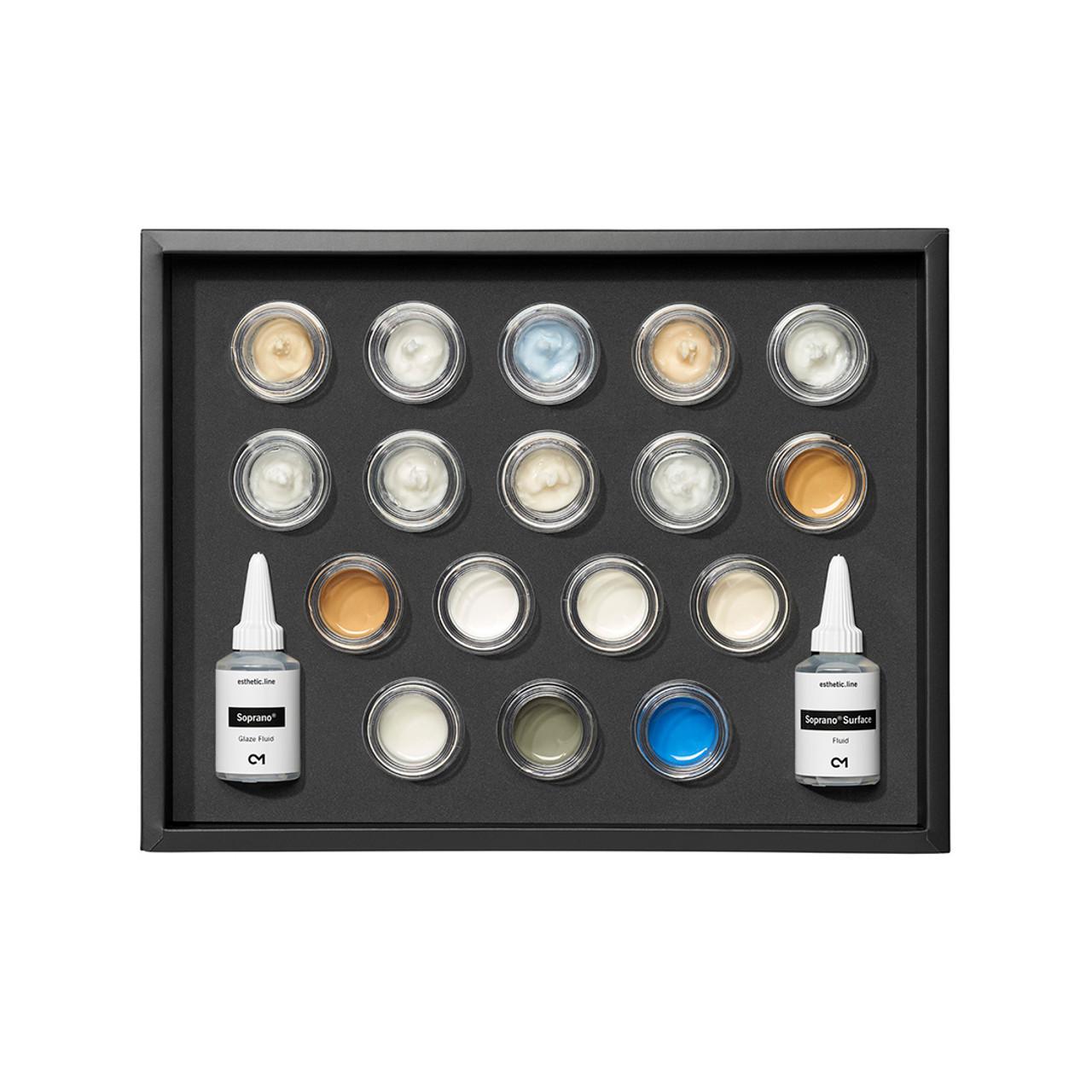 CM Soprano® Surface Bleach Shades Kit