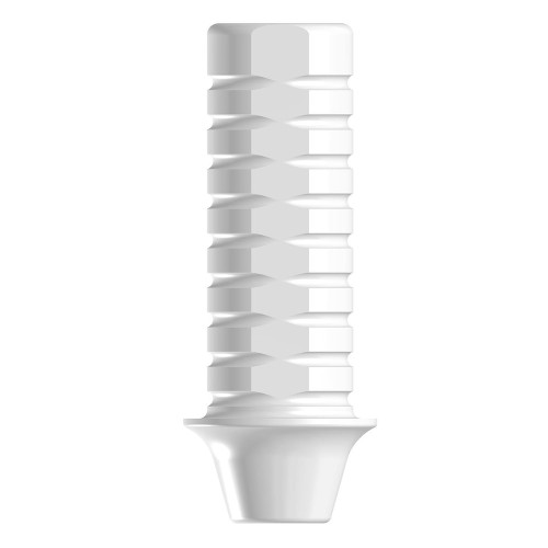 All-Plastic Castable Abutment (Straumann BL Compatible)