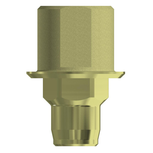 Aurum Base - Angled Screw Chanel (3i Certain Compatible)